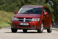 Dodge Journey offers impressive residual value
