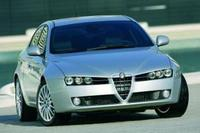 Five-star safety rating for Alfa Romeo 159
