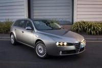 Alfa 159 Sportwagon in UK