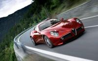UK public debut for Alfa 8C Competizione