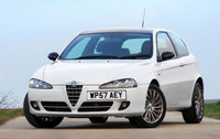New limited edition Alfa 147 Collezione comes to UK