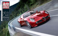 Alfa 8C Competizione wins Best Design of the Year