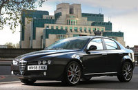 Alfa 159 Limited Edition is loaded with extra gadgets