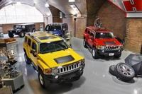 Hummer comes to the UK