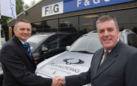 SsangYong appoints CV dealerships in West and South Yorkshire