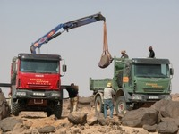 Iveco and New Holland assist British Museum in Sudan