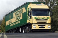 Iveco Stralis wins over the Widdowson Group