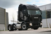 Iveco heavy truck range fuelled up for 2009