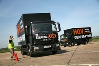 Iveco Eurocargos do a sterling job for national training provider