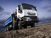Eurocargo and Trakker team up for Carillion plc