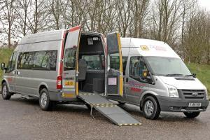 Wheelchair Accessibility Anyone Page 2 Ford Transit