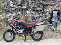 The new BMW R 1200 GS Adventure