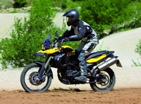 BMW F 800 GS wins Best Trailie Bike of the Year