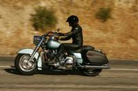 Performance increased for all 2007 Harley-Davidson Touring models