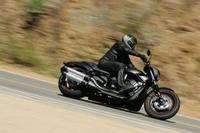 Harley-Davidson cruiser scoops special award