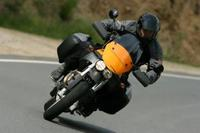 Buell Ulysses adventure sportbike - ready to take you even further