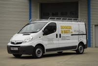 Vauxhall Vivaro suits multi-skilled maintenance men