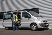 Vauxhall van variety appeals to Johnson Controls