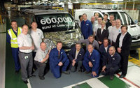 It's Viva Vivaro as Luton plant hits 600,000 milestone