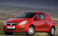 Corsavan - Small Van of the Year 2008
