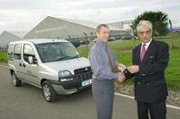 Anglian Home Improvements decides on Fiat Doblo