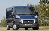 Fiat Ducato on sale and on show at NEC
