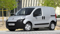 Fiat Fiorino crowned Van of the Year 2008