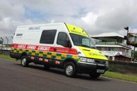 Iveco comes to the rescue at Castle Combe