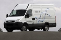 Iveco Daily wins Van of the Year 2007 Award