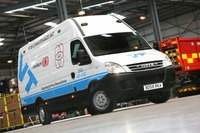 Iveco Daily adds New Dimension to Fire Service support