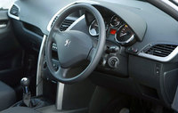 Peugeot creates a sporty look for the 207 van