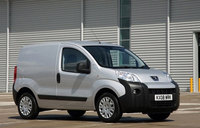 Peugeot launches professional versions of LCV models