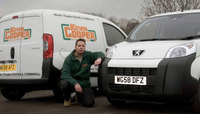 Kevin Cooper Motor Factors reduce costs with fleet of 30 Bippers
