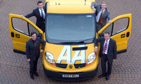 The AA continues to choose Renault Trafic
