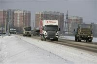 Scania receives important order in Russia