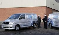 Aircon supplier finds Toyota Hiace the cool choice