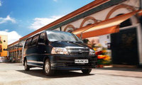 2009 Toyota Hiace: Cooler than ever