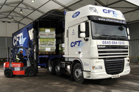 XF105 proves a great deal for CFT Services