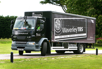 100th DAF comes well wrapped for Waverley TBS