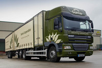 DAF drawbar brings added flexibility to natural food firm