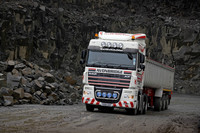 High spec DAF third in a row for Hunter Haulage