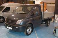 Chassis-cab Maxus at last from LDV