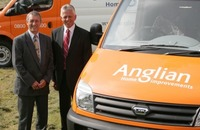 LDV Maxus clearly the best for Anglian Windows