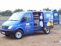 LDV dealer supports growing builders merchant