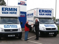 LDV dealer expands local rental business