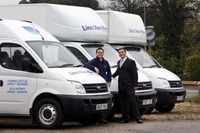 Lincs Van Hire and MAXUS fleet