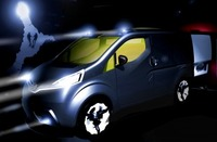 Nissan reveals van for the future