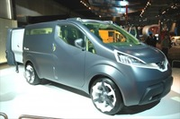 F-A-B – Nissan NV200 is go!