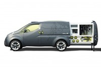 Nissan's Cranfield Technical Centre takes on van development