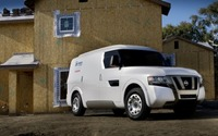 Nissan NV2500 Concept makes world debut
